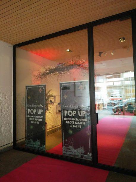 POP-UP winkel Antwerpen